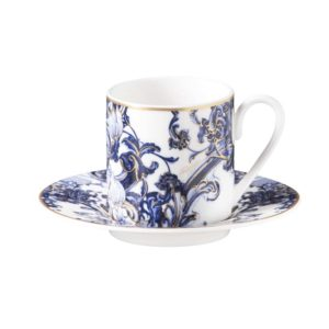 AZULEJOS espresso cup & saucer set