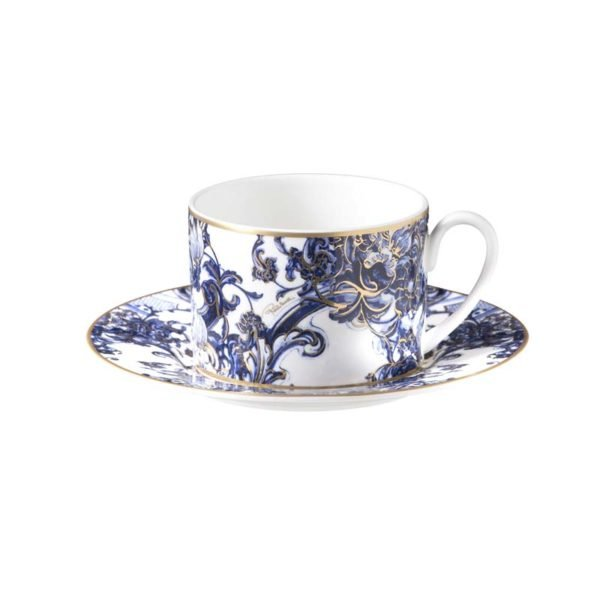 AZULEJOS tea cup & saucer set