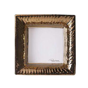 Python gold square vide poche