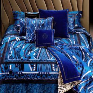 SELLERIE bedlinen blue