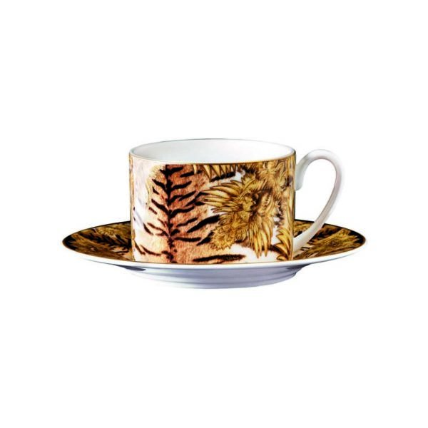 TIGER WINGS tea cup