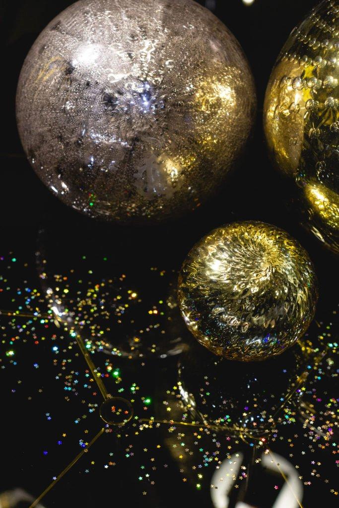 Murano globes