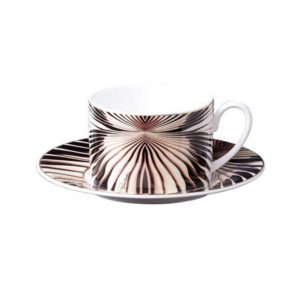Tigress teacup & saucer