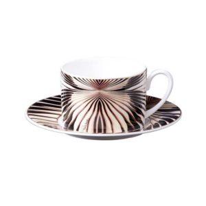 Tigress teacup & saucer
