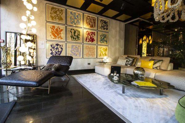 Kingston sofa showroom