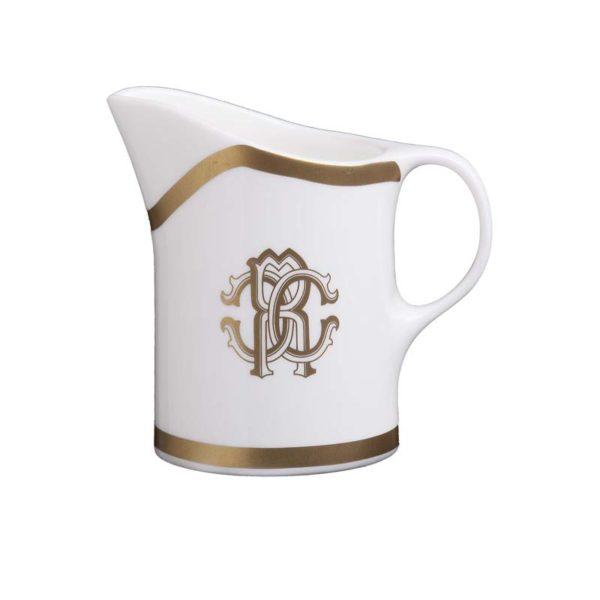 silk gold milk jug