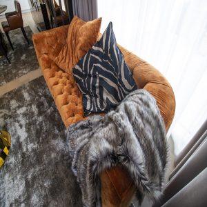 Blake three seat sofa