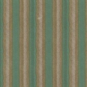 Regency snake stripe green & gold