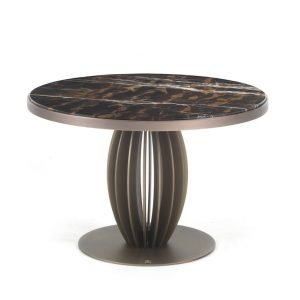 Pumpkin side table
