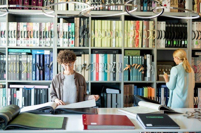 Interior Design Library