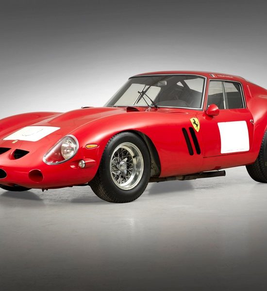 Ferrari GTO sold for $47 million