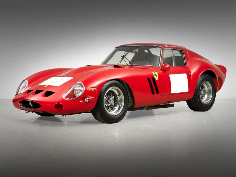 Ferrari GTO sold for $47 million
