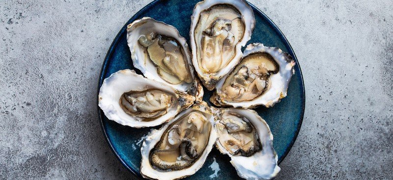 Oysters - food of the poor?
